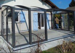 Topas solar veranda
